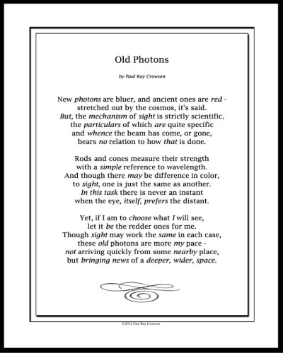 Old Photons