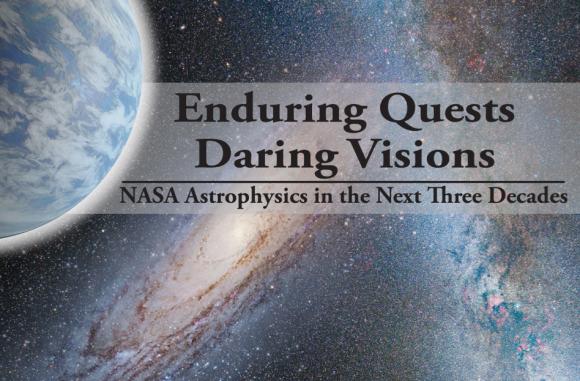 Enduring Quests, Daring VIsions